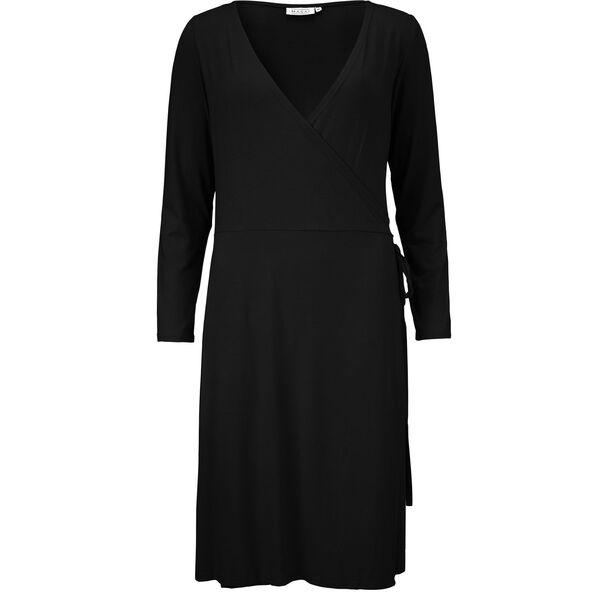 NEBA DRESS, BLACK, hi-res