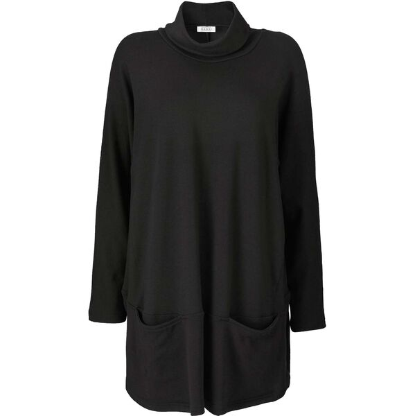 GRAZIEL TUNIC, BLACK, hi-res