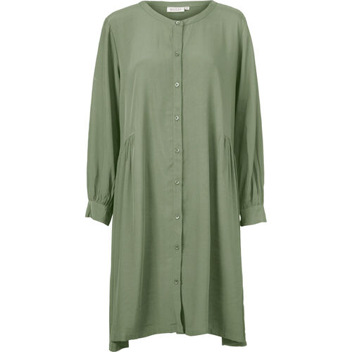 NELLY SHIRT DRESS, SEA SPRAY, hi-res