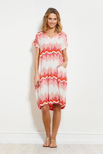 ODETTA DRESS, CALYPSO, hi-res