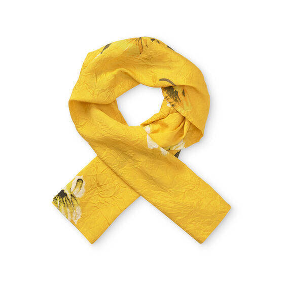 ALONG SCARF, GOLDEN, hi-res