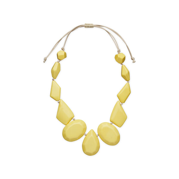 RANDEE NECKLACE, Cream gold, hi-res