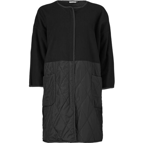 TAMMI COAT, BLACK, hi-res