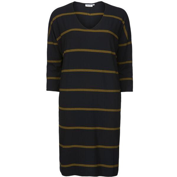 NEBINE DRESS, GINGER ORG, hi-res