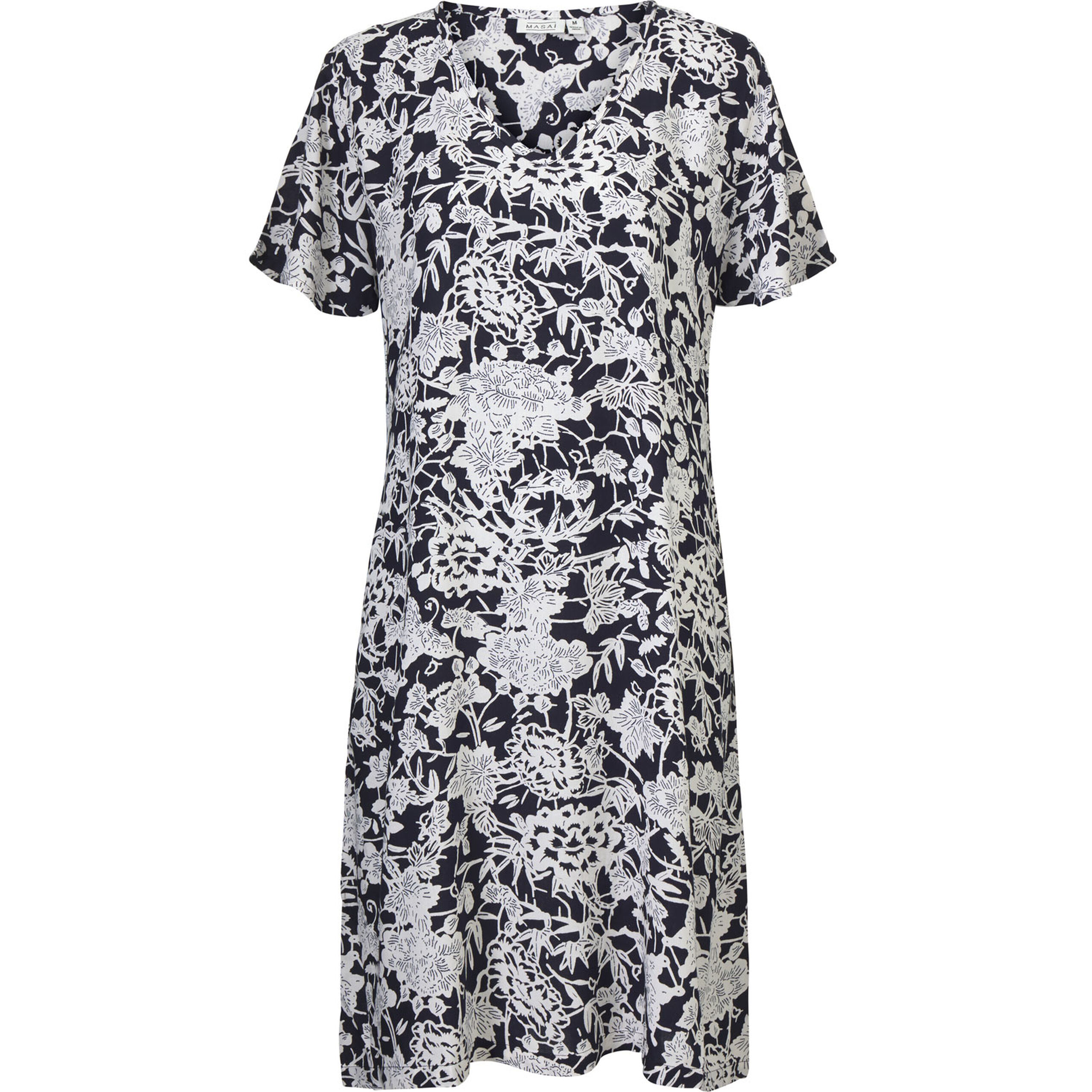 NEMA DRESS, Navy, hi-res