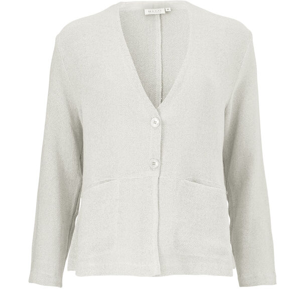 JACA JACKET, CREAM, hi-res