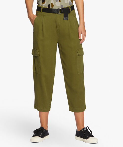 PETRUSKA TROUSERS, Lizard, hi-res