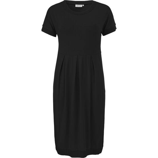 NAVIS DRESS, BLACK, hi-res