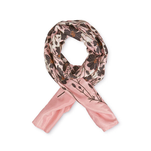 ALONG SCARF , ROSE TAN, hi-res