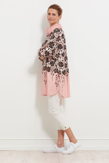 GAURI TUNIC, ROSE TAN, hi-res