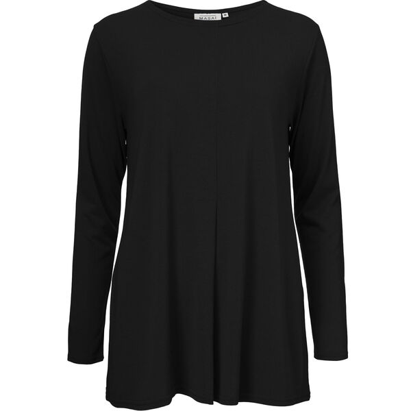 BALUSSA TOP, BLACK, hi-res
