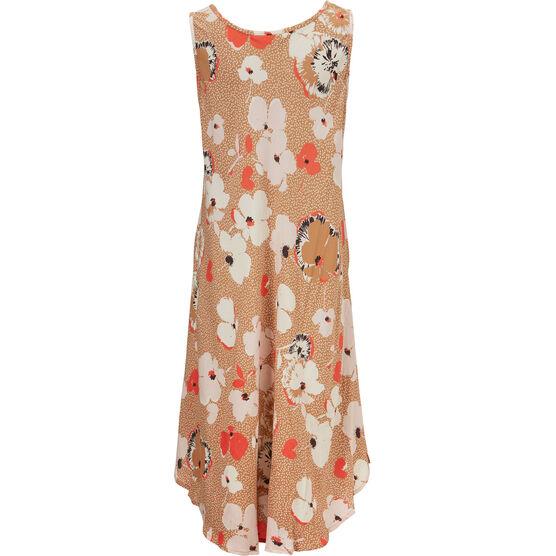 OCULLA DRESS, Chipmunk, hi-res