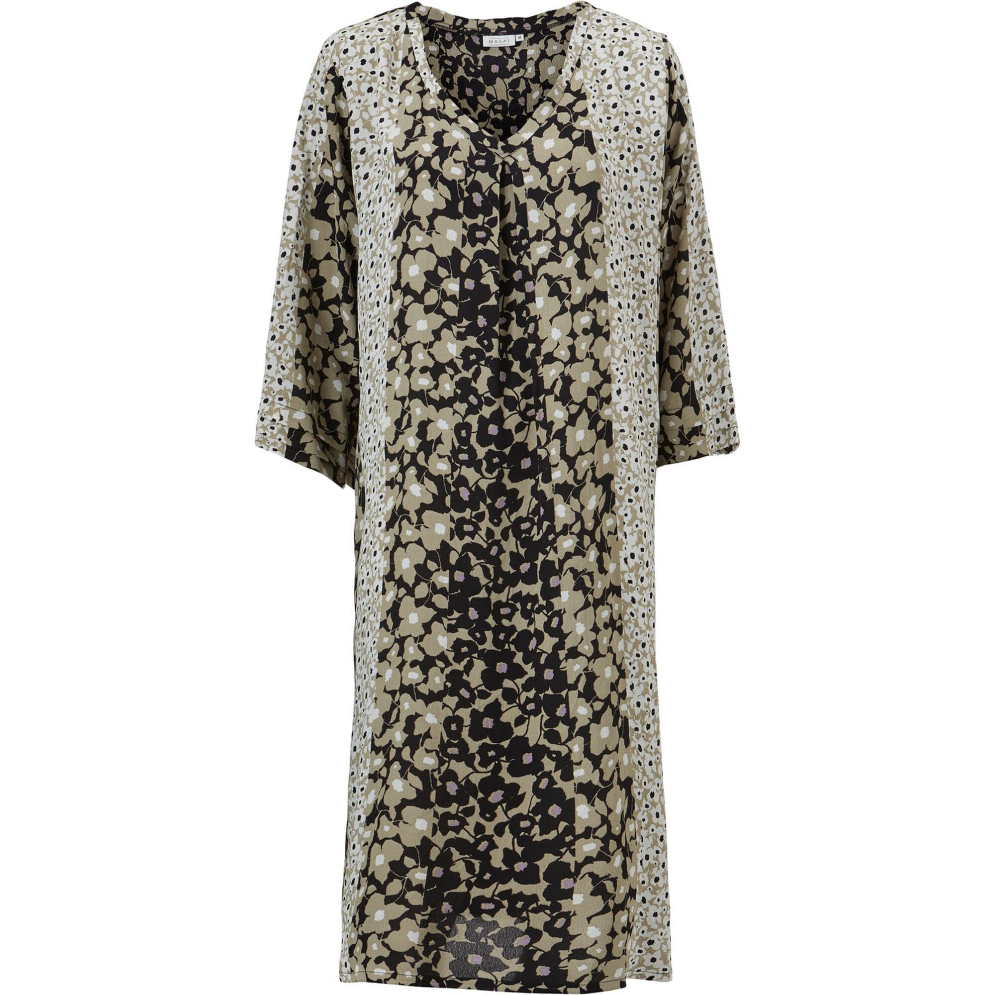 NITANI DRESS, Purple Sage, hi-res