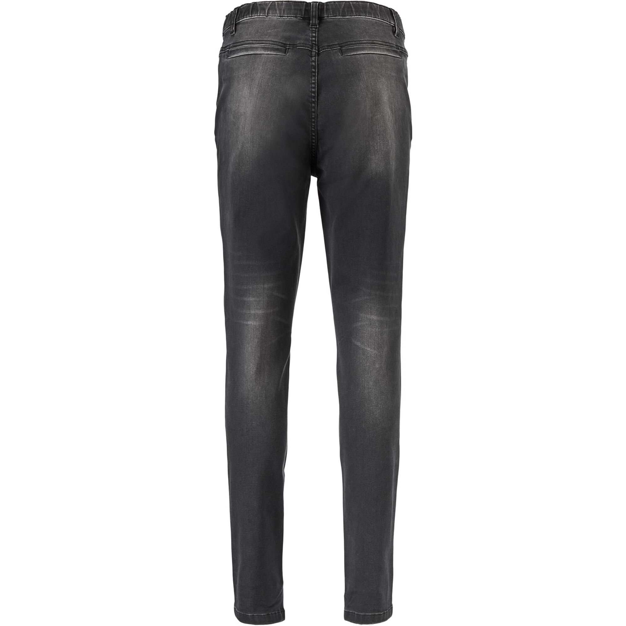 PENNY TROUSERS LONG, Black, hi-res