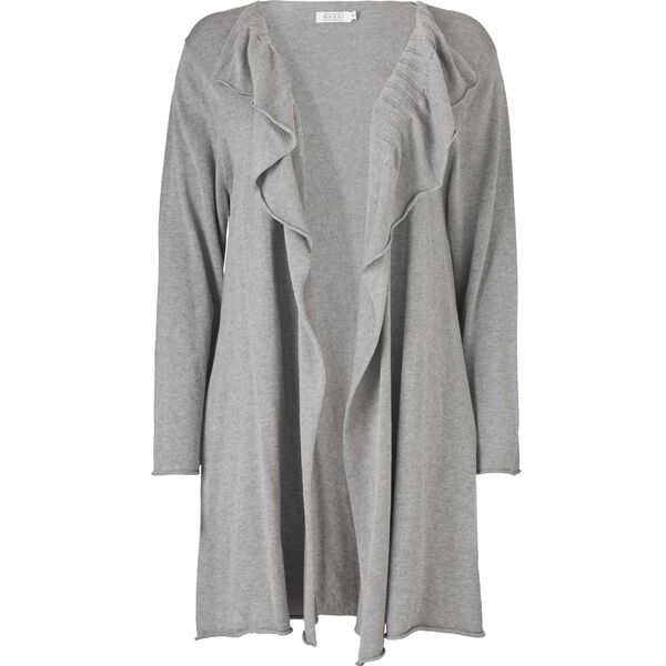 LOREEN CARDIGAN, DOVE, hi-res