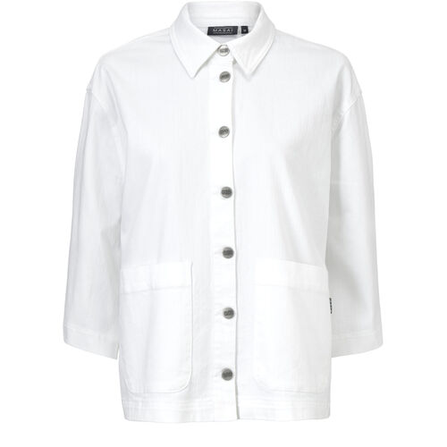 JANICA JACKET, White, hi-res
