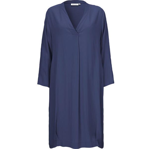 NEBIS DRESS, MIDNIGHT, hi-res