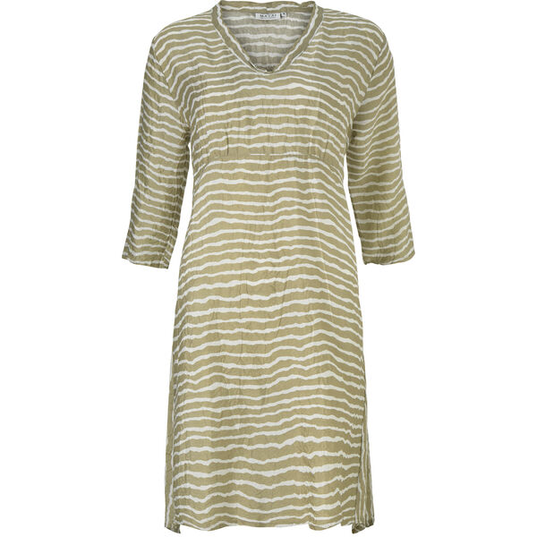 NEMY DRESS, KHAKI, hi-res