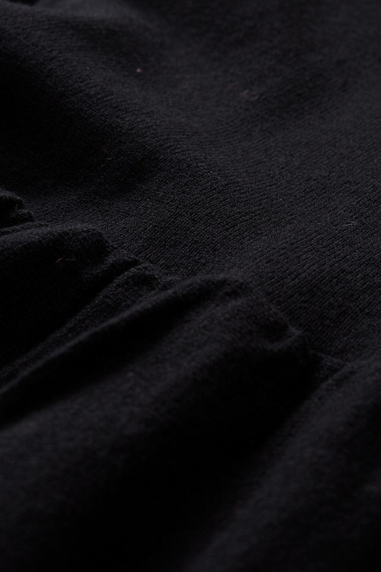 FARIHA TOP, Black, hi-res
