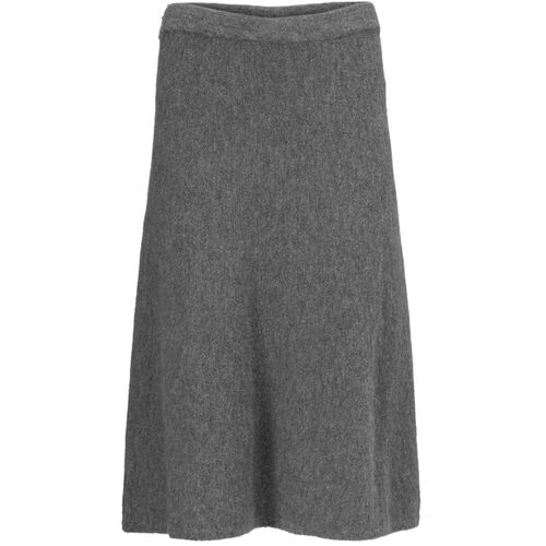 STROM SKIRT, GREY MELANGE, hi-res