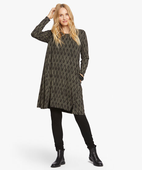 GUELLA TUNIC, Black, hi-res