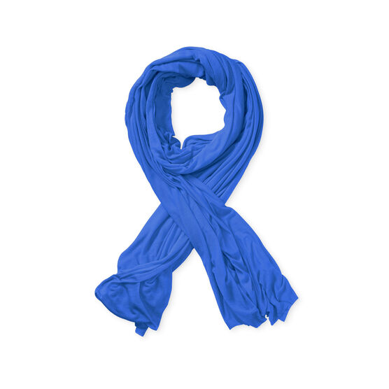 AMEGA SCARF, GREEK BLUE, hi-res