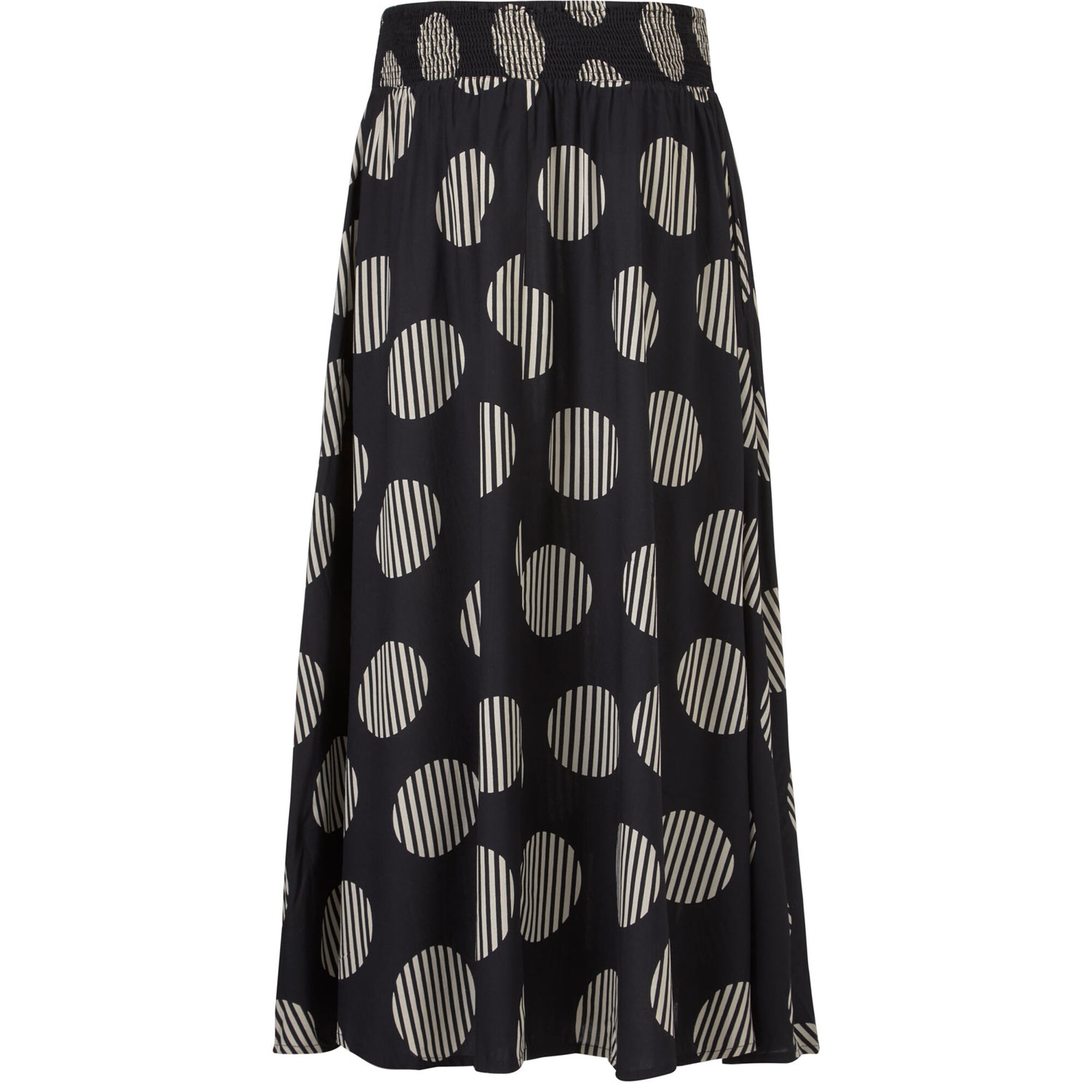 SADIE SKIRT, Black, hi-res