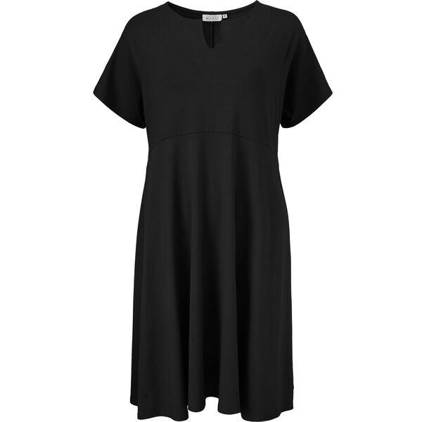 NEBALA DRESS, BLACK, hi-res