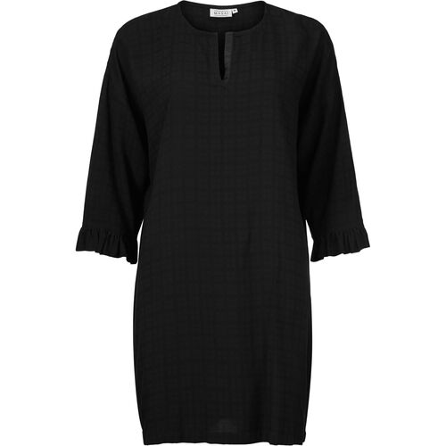 GYNNA TUNIC, BLACK, hi-res