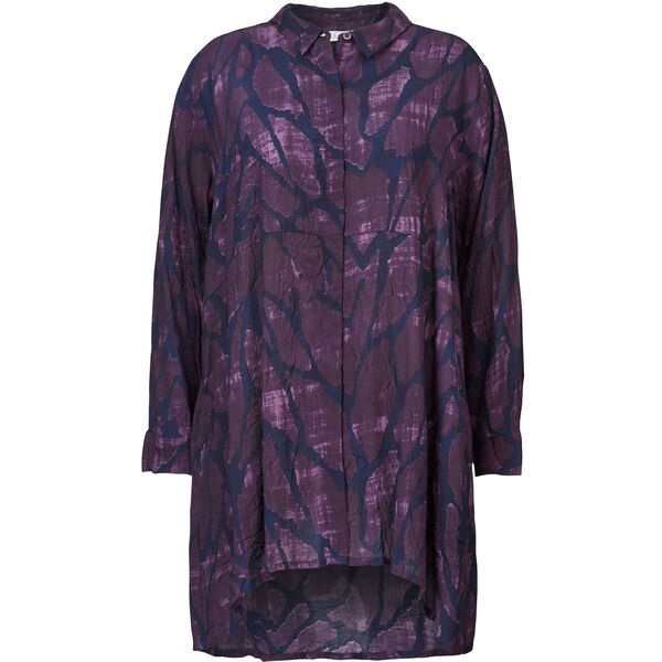 ITANA BLOUSE, PLUM, hi-res