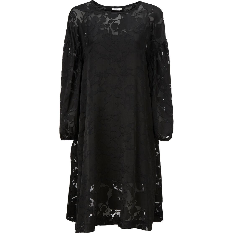 NETA DRESS, Black, hi-res