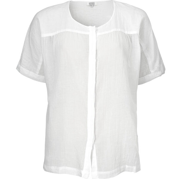 IGISNA BLOUSE, WHITE, hi-res
