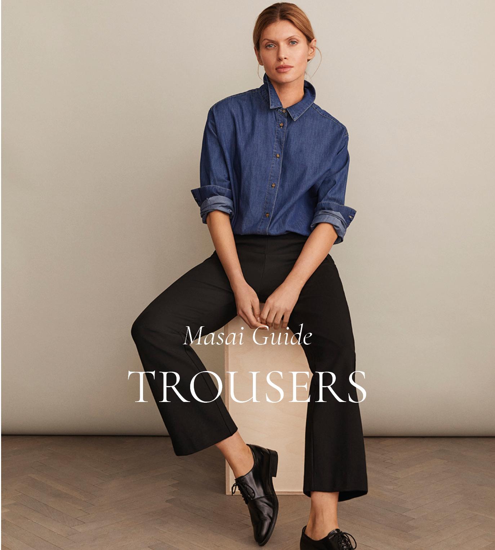 Masai Trouser Guide Top