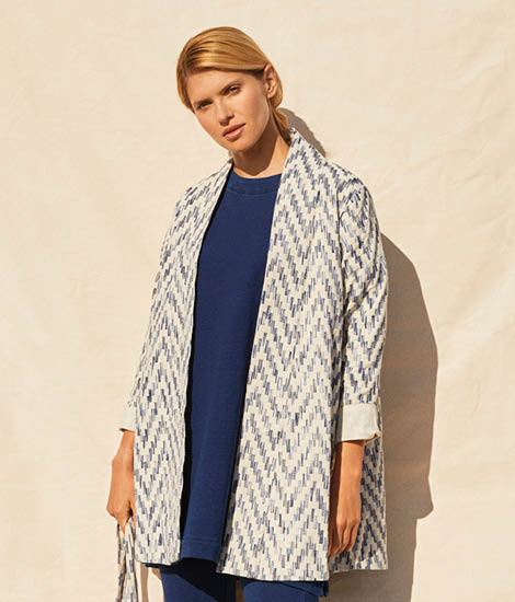 Masai cotton jacket